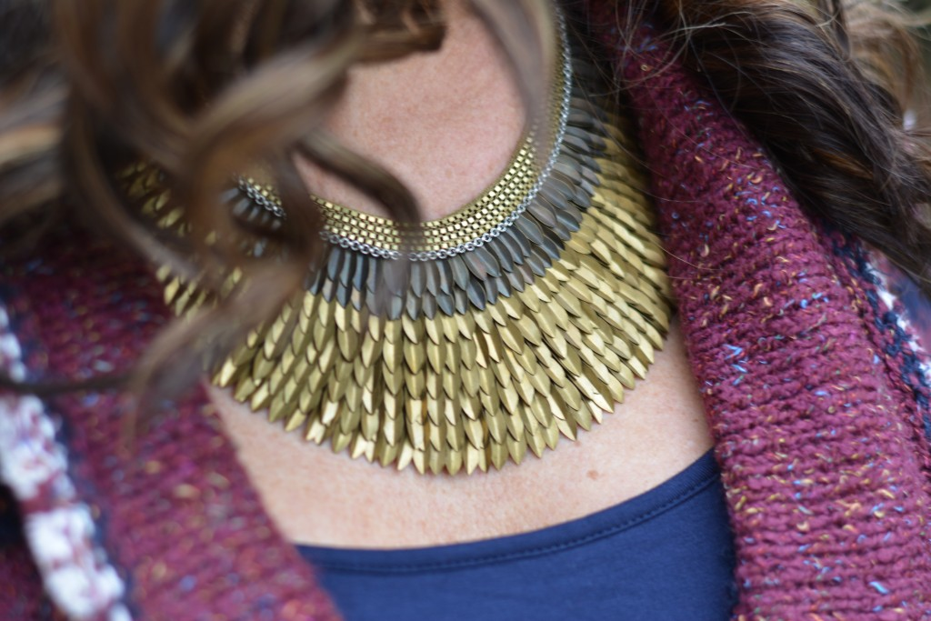 Necklace: Stella & Dot |