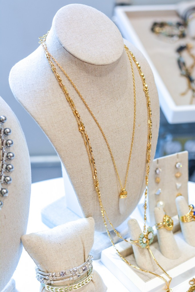 In love with this layered necklace from Stella & Dot